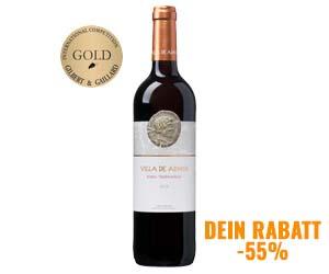 -55% auf: Bodegas Coviñas Wein