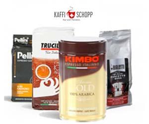 -10% Rabatt: Probierset Kaffee XXL