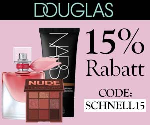 -15% bei Douglas