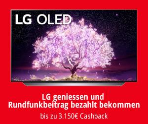 LG zahlt deine GEZ-Gebühren