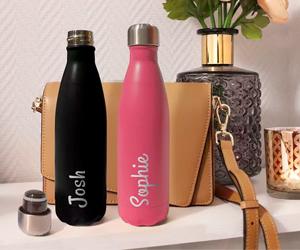 -75% Personalisierte Trink-Flasche