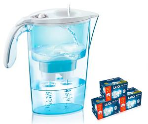 64% Rabatt: Laica Wasser-Filter