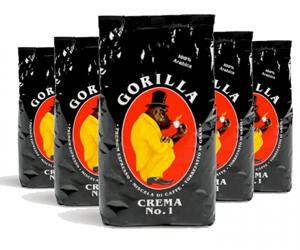 -10% Espresso-Crema-Bohnen