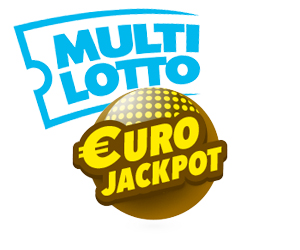 EUROJACKPOT - 9 Tippfelder nur 7,50€ statt 22,50€